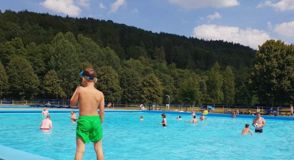 Nichtschwimmerbereich